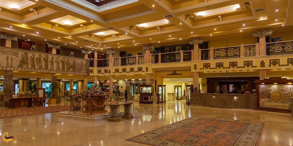 هتل داریوش در جزیره کیش