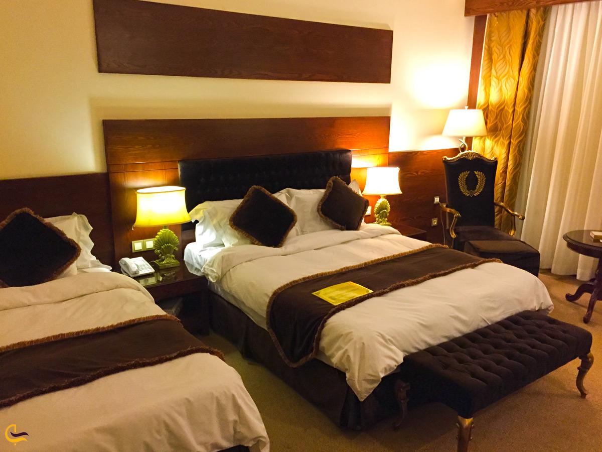 اتاقهای هتل درویشی