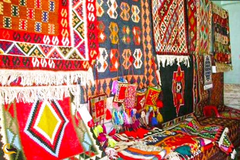 قالیچههای دستباف کیش