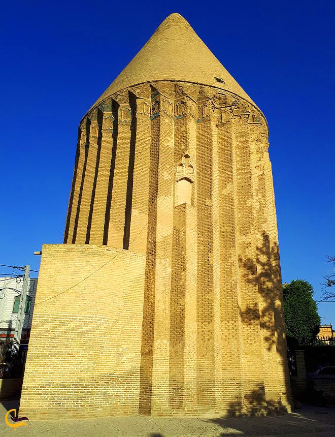 برج علاءالدین ورامین