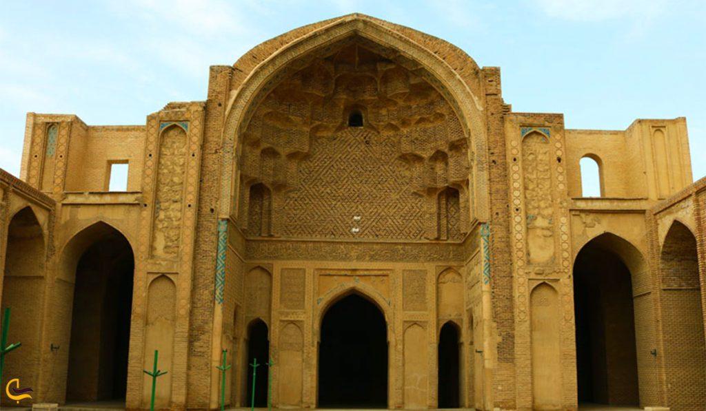 تاریخچه شهر ورامین