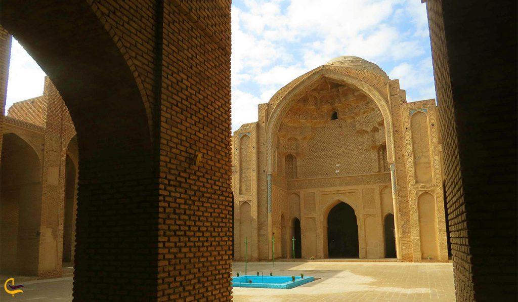 اماکن تاریخی ورامین