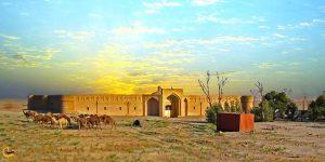 قلعه تاریخی مرنجاب