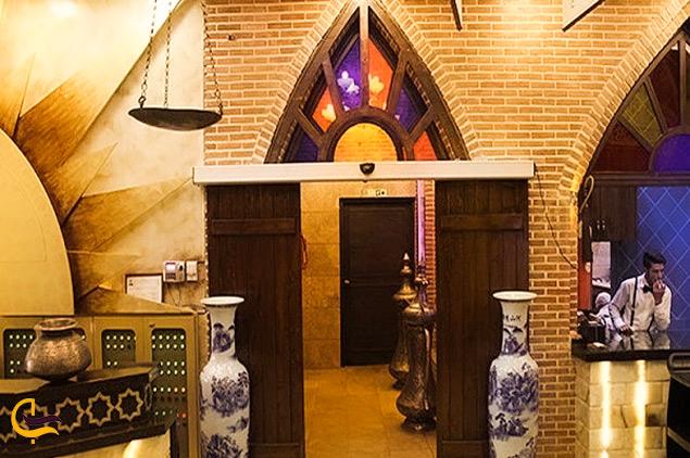 رستوران سنتی بابا قدرت در کیش