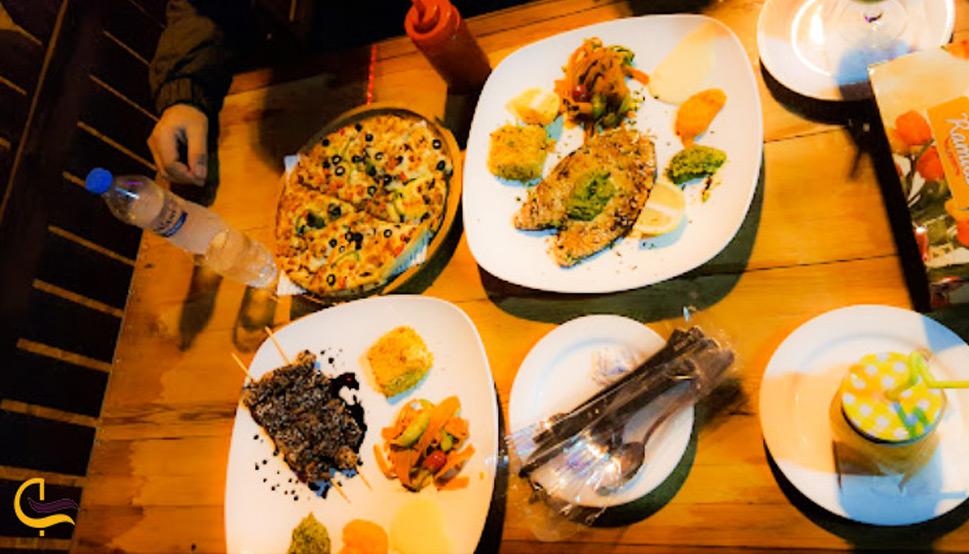 غذاهای خوشمزه رستوران توتی فرتی