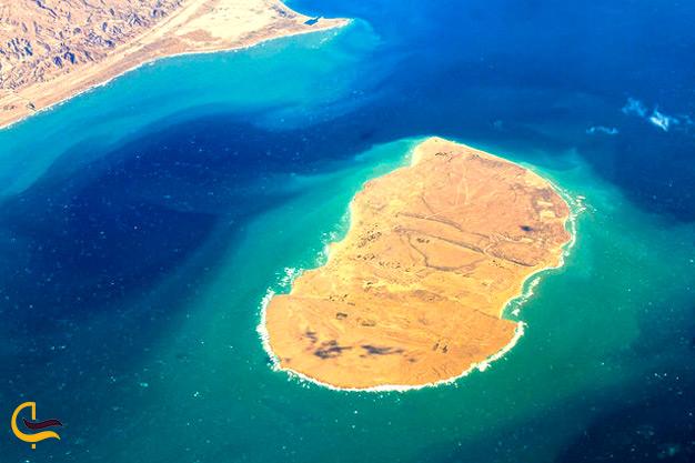 جزیره زیبای هندورابی