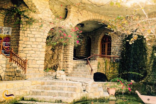 شهر زیرزمینی کاریز در کیش