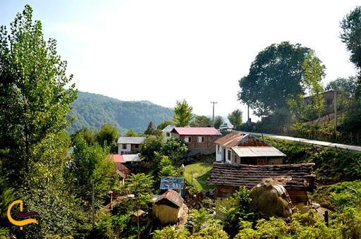 روستای چورت