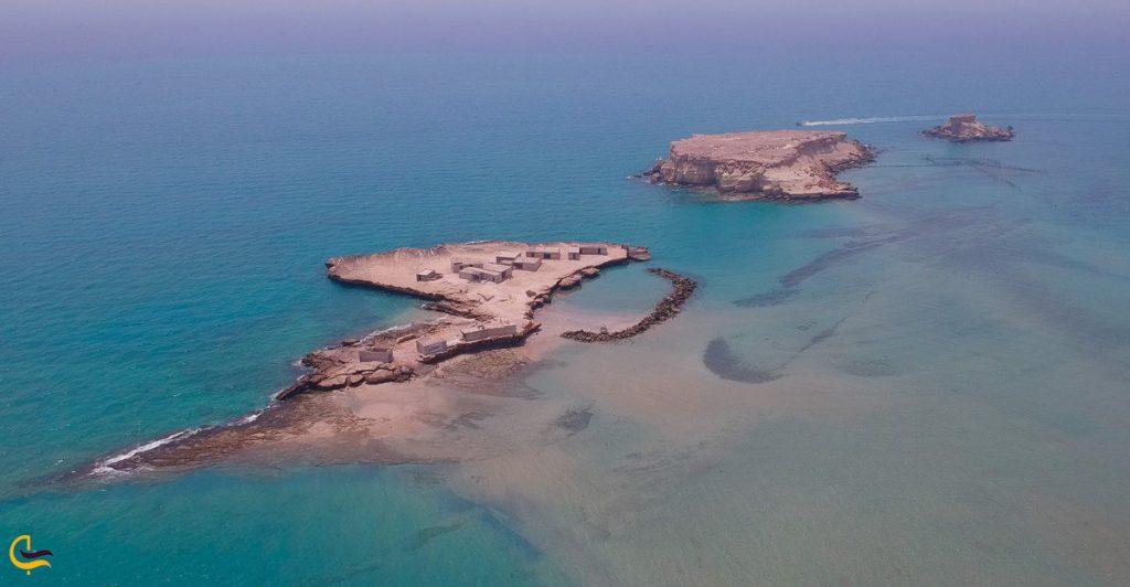 جزایر ناز، یکی از عجایب هفتگانه ی قشم