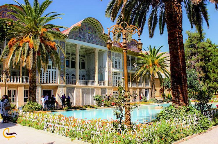 باغ ایلخانی در شیراز