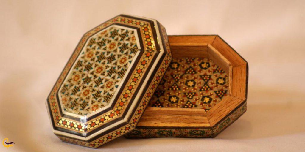 خاتم کاری شیراز