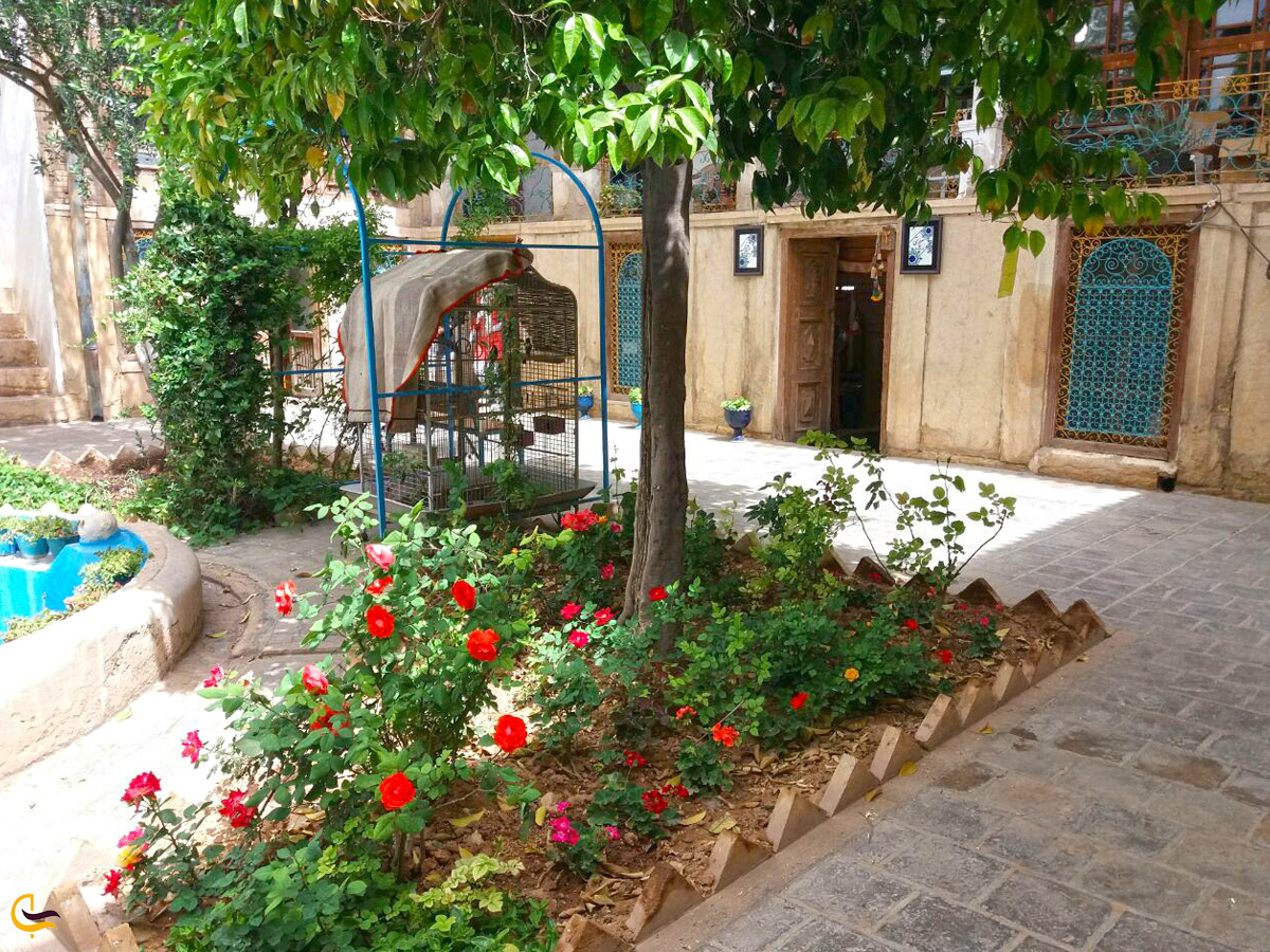 خانه سعادت در شیراز