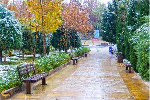 زیبایی های پارک شهر تهران