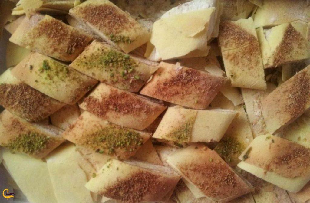 نان یوخه شیراز