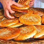 نان کسمه سوغات محبوب ورامین ورامین
