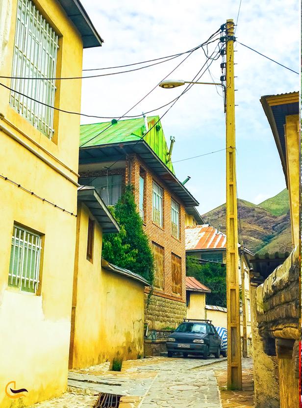 اقامت در خانههای روستایی آهار