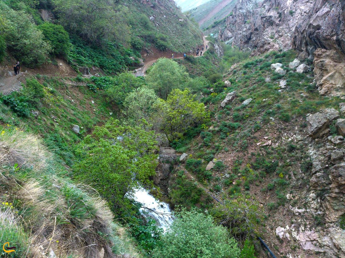 روستای سرسبز آهار