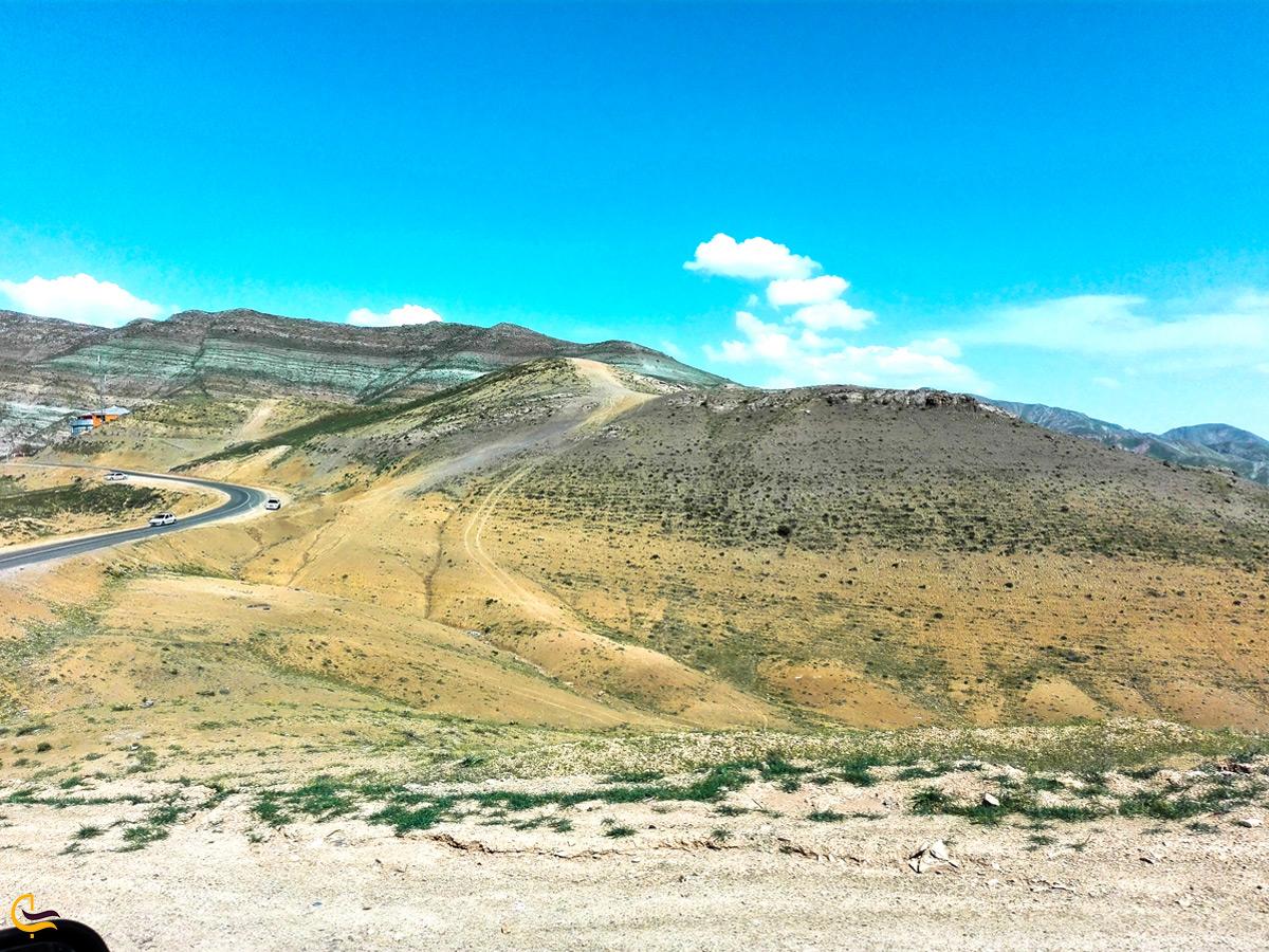 مسیر دسترسی به کردان