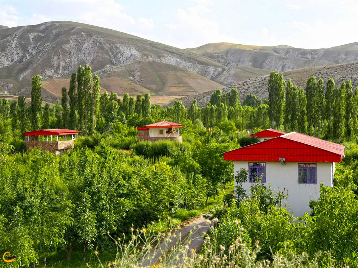 ویلاهای اجارهای در روستای کردان