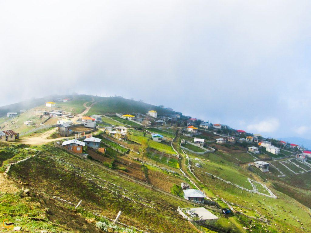 روستای فیلبند کجاست