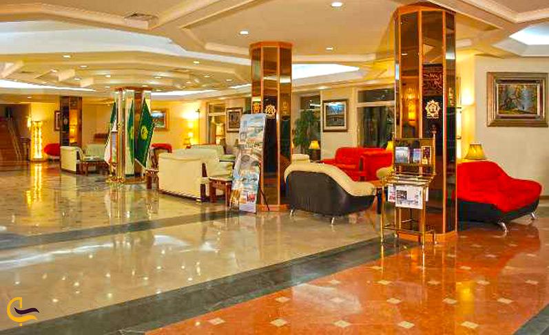 لابی هتل قصر الضیافه