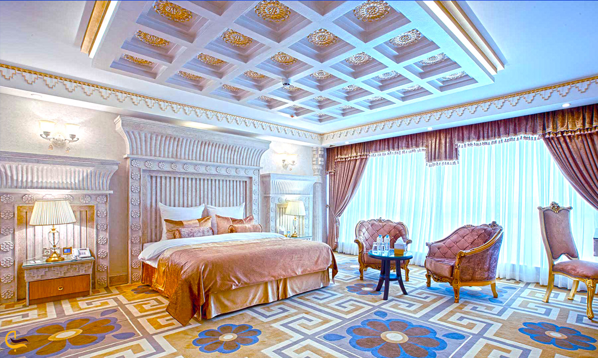 نمای داخلی هتل الماس 2