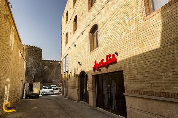 تصویر نزدیک ترین ترین هتل به ارگ کریم خان زند هتل کیوان