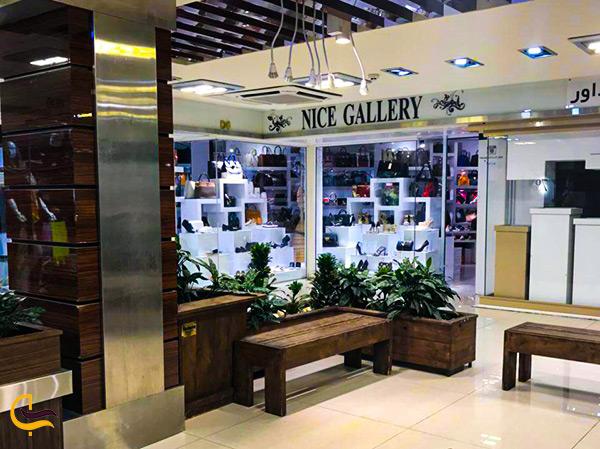 مرکز خرید ونک | تصویر دکوراسیون داخلی پاساژ