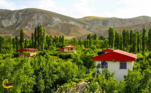 اقامت به یاد ماندنی در روستای محشر ارنگه اطراف تهران