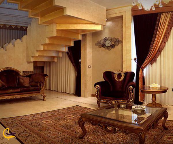 اقامت در هتل های زیبا و شیک شهر زابل