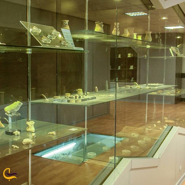 دیدنی های باستانی در موزه شهر سوخته زابل