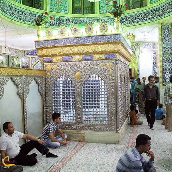 بارگاه امامزاده سید مظفر در بندرعباس