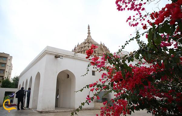 بنای تاریخی و زیبای معبد هندو ها در شهر بندر عباس