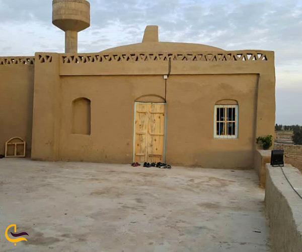 اقامت در شهر زهک و ادیمی و بازدید از شهر سوخته