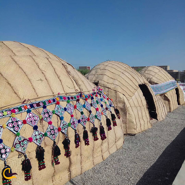 اقامت با طعم خانه های سیستان بلوچستانی در سراوان