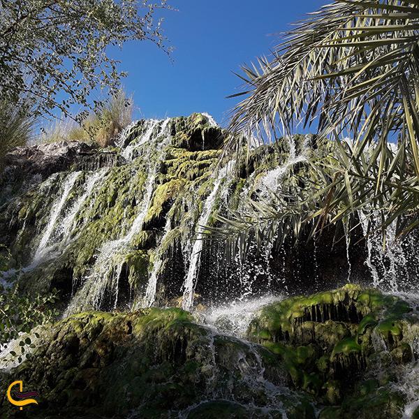 زیباییی منحصر به فرد آبشار تزرج