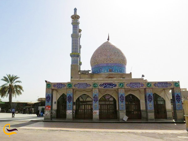 آرامگاه امامزاده شاه محمد تقی در استان هرمزگان شهر بندرعباس