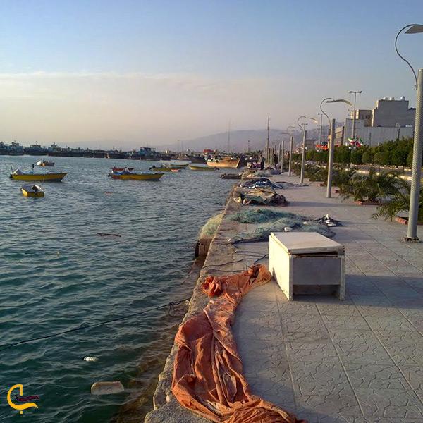 بندر ماهیگیران عسلویه