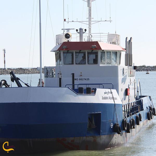 بندر آستارا قطب تجارت غلات در دریای خزر