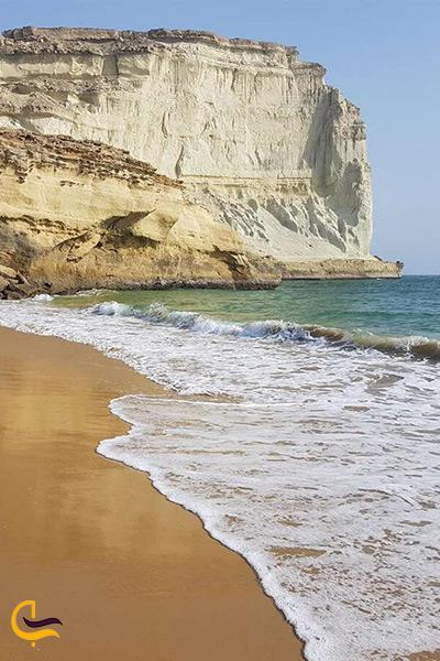 سواحل زیبای چابهار