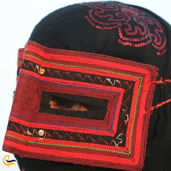 لباس محلی استان بوشهر زنانه در مناطق مختلف استان