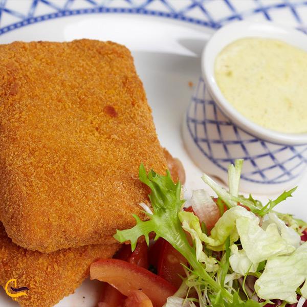 کتلت ماهی غذای مخصوص و محبوب شهر میناب