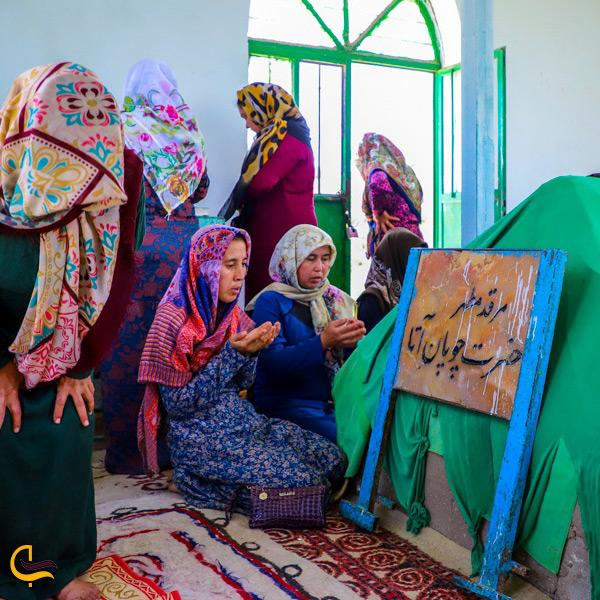 فرهنگ مردم بومی منطقه ترکمن صحرا و نکات مهم سفر
