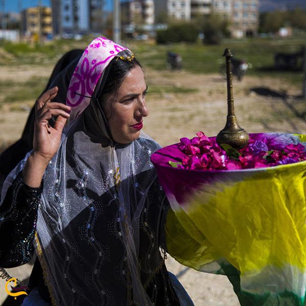 لباس های محلی و جذاب زنان بوشهری