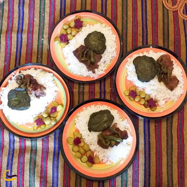 غذای محلی و بومی خالد نبی