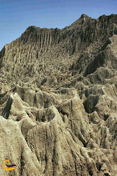 کوه های مریخی چابهار شگفتی در سیستان و بلوچستام