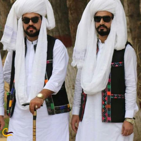 لباس مردان سیستان بلوچستان و زاهدان