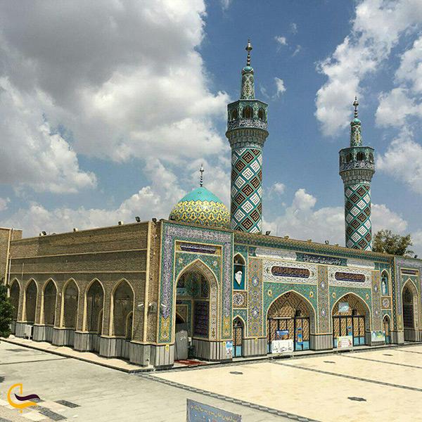 تصویر امام زاده یحیی گنبد
