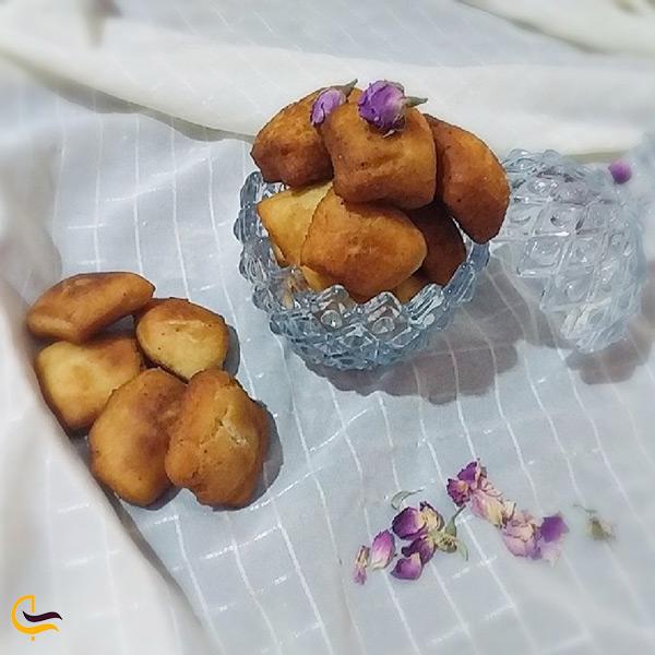 تصویر شیرینی معروف و خوشمزه پیشمه ترکمنی