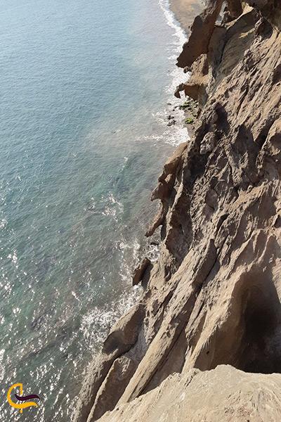 تصویر دریای دره ی مجسمه ها